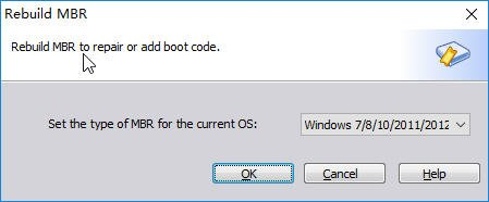 Fix Boot Manager Failed to Find OS Loader for Windows 7/8/10