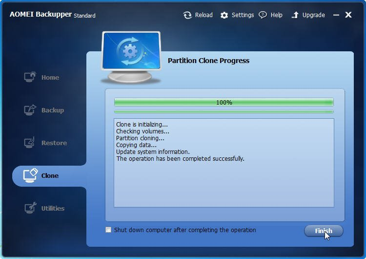 How to Clone Recovery Partition to External HDD