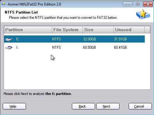 Select Corsair USB to Format