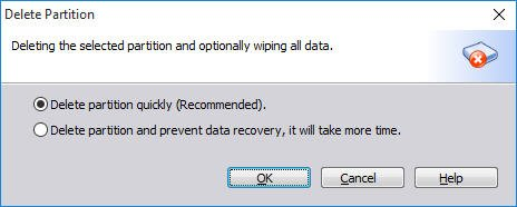 How to Delete Asus Recovery Partition Successfully?