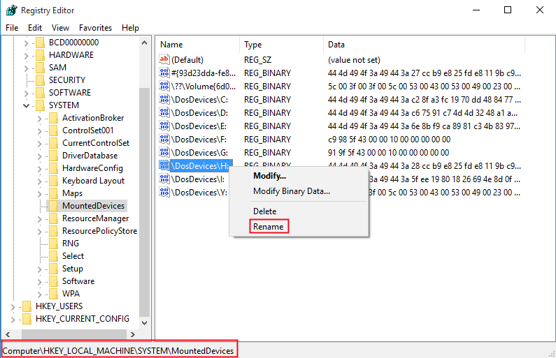 Drive Letter Not Available-Why and How to Solve It?