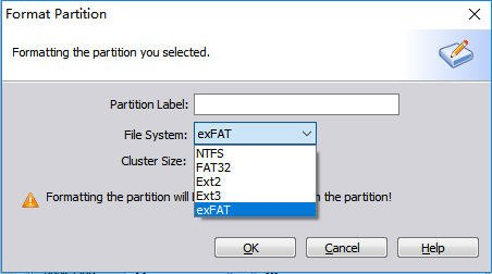 exFAT Format