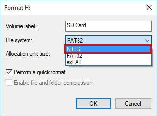 How to Format SD Card on Windows 10/8/7/XP [Solved ...