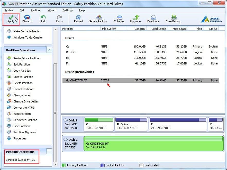 Best kingston pen drive repair tool free download (3 methods offered).
