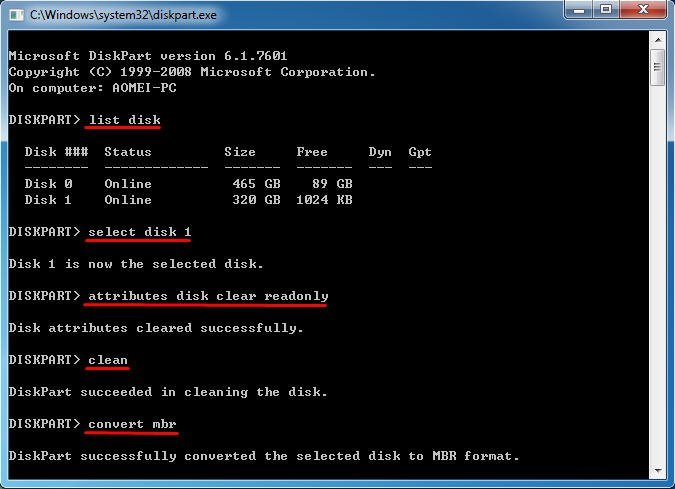 Quick Fix: How to Fix RAW Hard Drive to NTFS in Windows 7