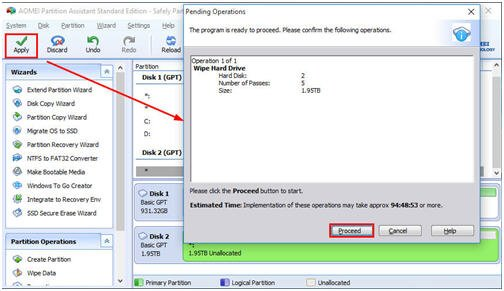 How to Reset Seagate External Hard Drive in Windows 7/8/10?