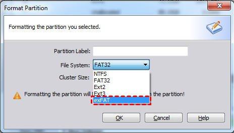 exFAT File System