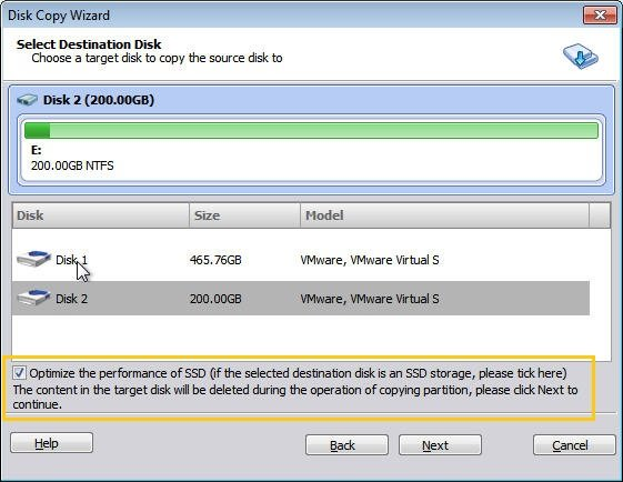 how to copy your os to another hard drive