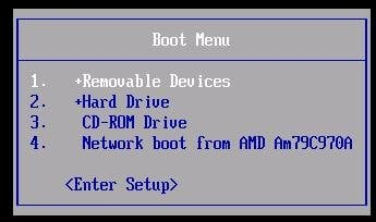 Boot From CD