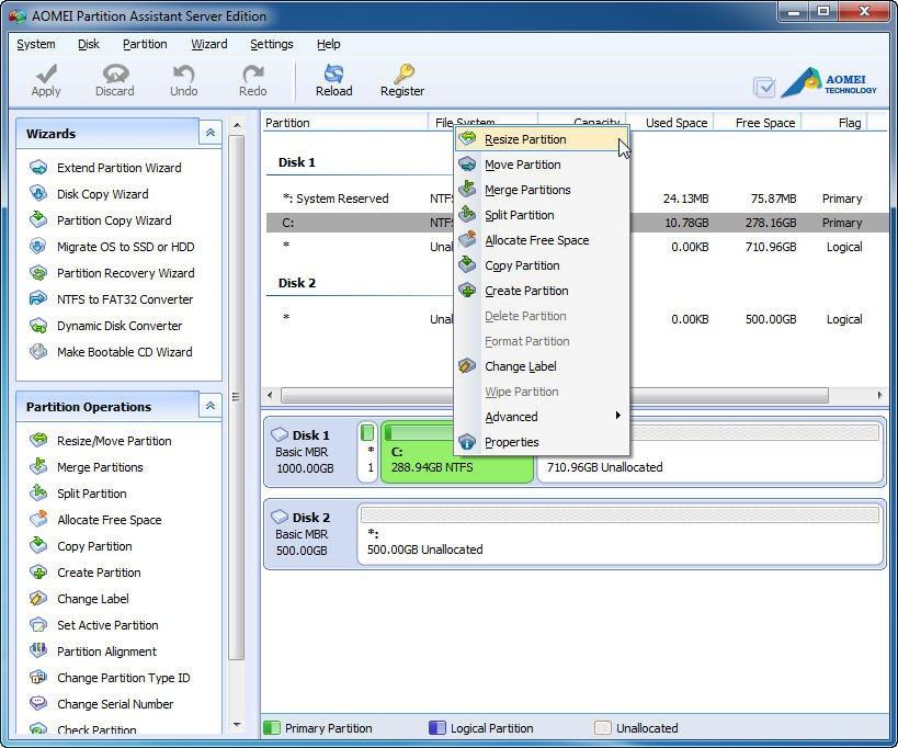 Interface Server