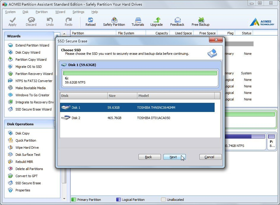 secure erase freeware 4.0