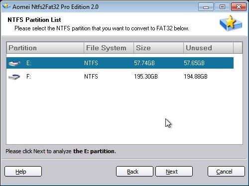 smartdisk fat32