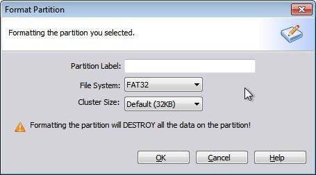 smartdisk fat32 verbatim