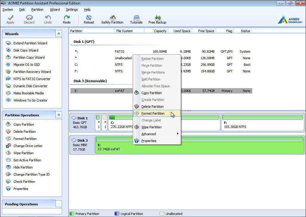 Download SmartDisk FAT32 Format Utility Free Alternative