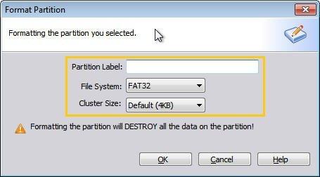 verbatim fat32 tool gratuit