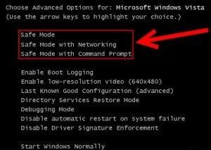 Start-Windows-in-Safe-Mode
