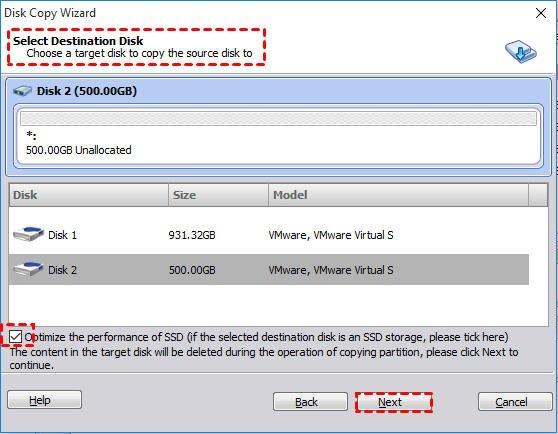Select Samsung SSD