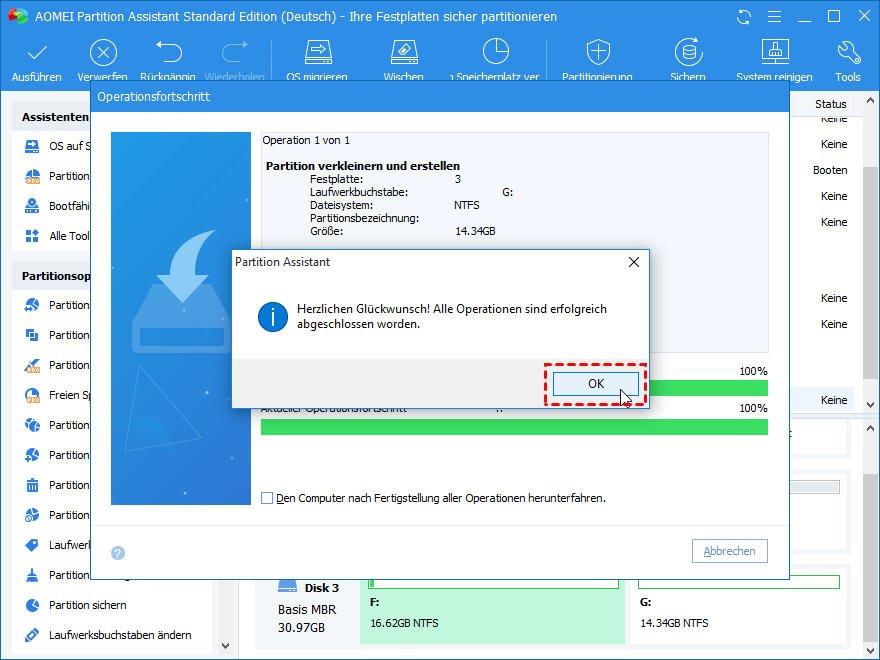 Windows 7 Zweite Partition Erstellen