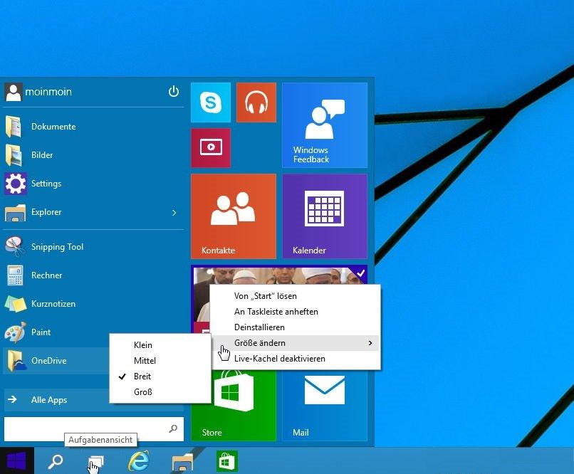 Über Windows 10