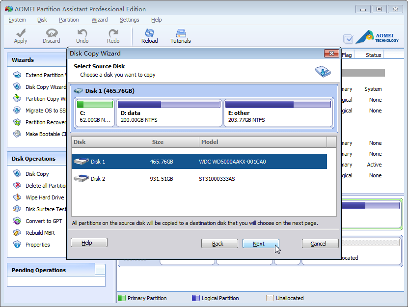 how to clone a hard drive using easeus