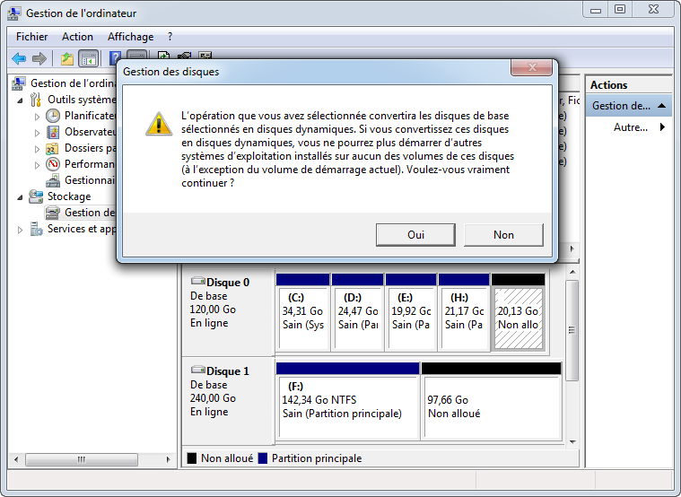 Cr er plus de 4 partitions sur le disque mbr dans windows - Reparer table de partition disque dur ...