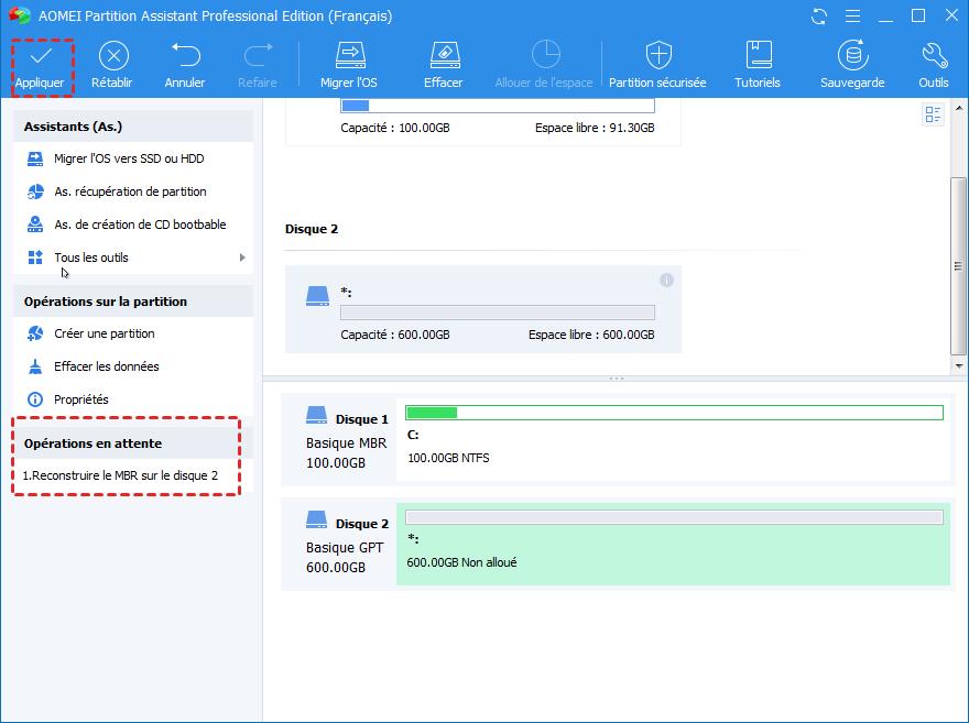 Résolu - pas de périphérique amorçable Acer dans Windows 10/8/7