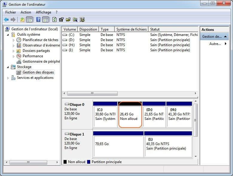 Result Disk Management