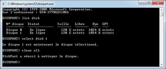 Windows Setup GPT
