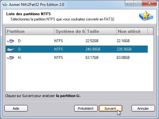 bonjour, j'aurais aimé formater en fat32 un disque dur externe 500go sous windows 8.1 quelle est la marche à suivre ? vais-je perdre de l'espace ?