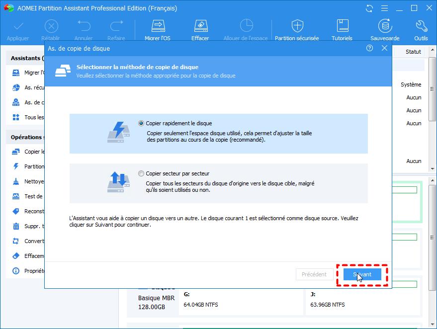 Comment Cloner Le Disque Dur Dans Windows 7 Avec Le Logiciel Gratuit