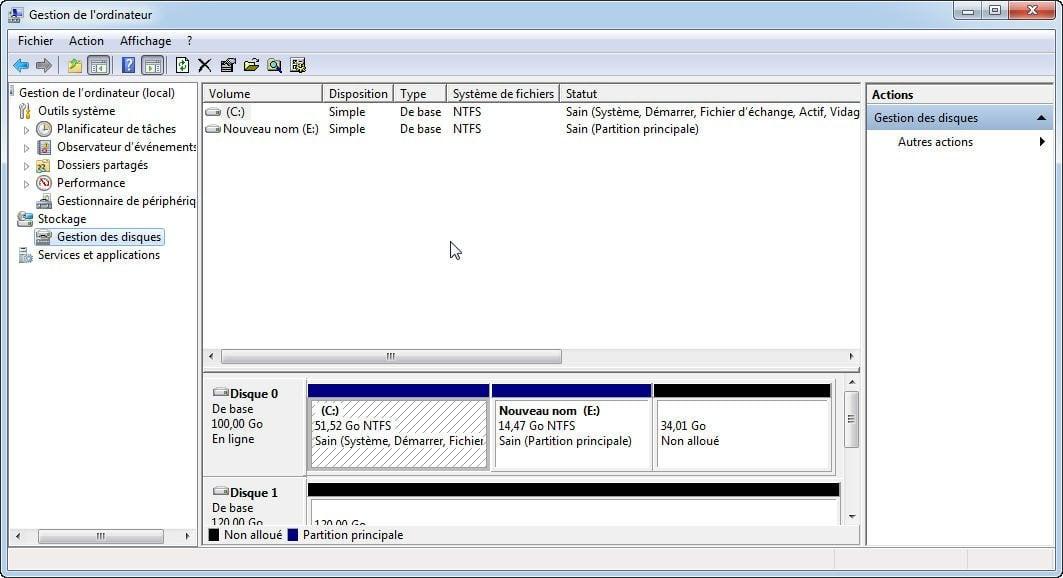 Windows 7 C Partition Vergrößern