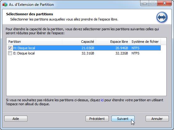 Partitions du disque dur - malekal.com