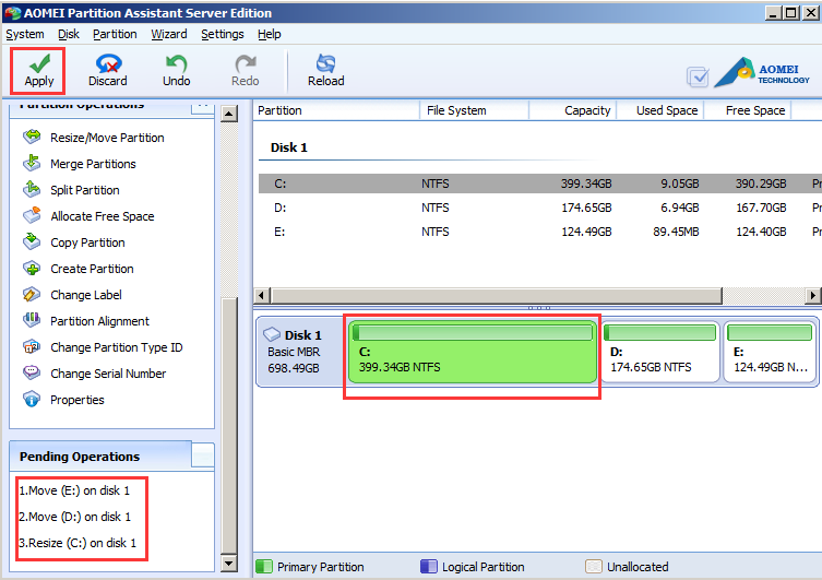 How to Extend Hyper-V Guest System Partition Easily with