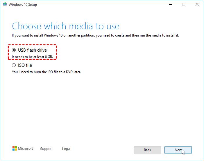Choose Usb Flash Drive