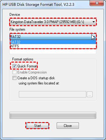 Hp Usb Isk Storage Format Tool