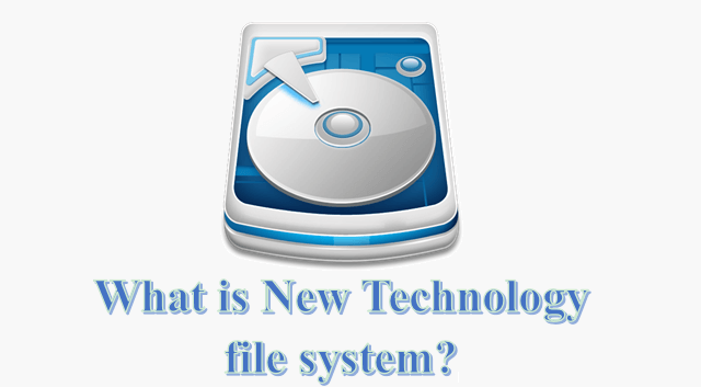 What Is Ntfs