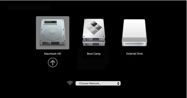 Boot Windows On Mac