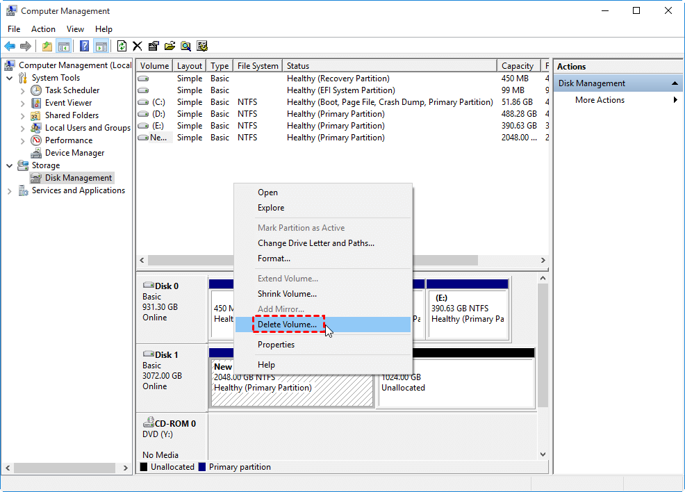Best Free MBR to GPT Converter for Windows 10/8/7 (No Data Loss)