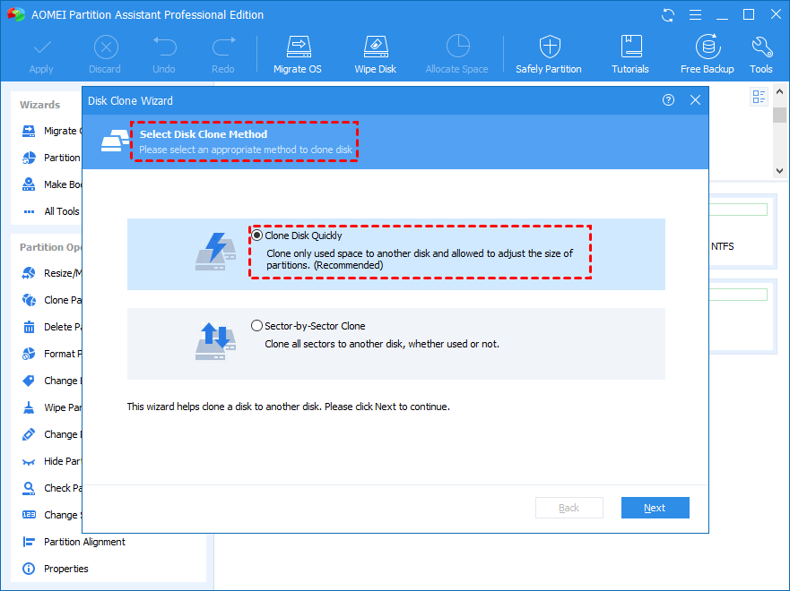 Complete Lenovo SSD Upgrade in Windows 10/8/7 (without