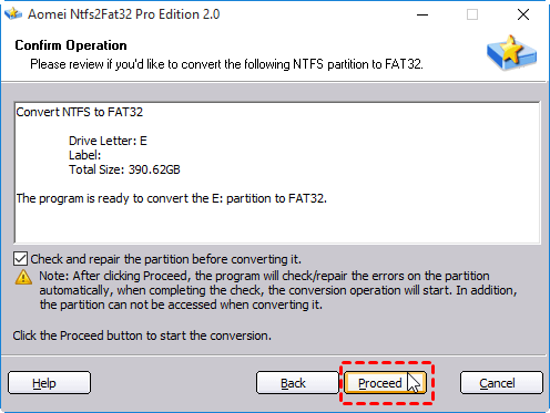 Format Xbox One/360 External Hard Drive from NTFS to FAT32