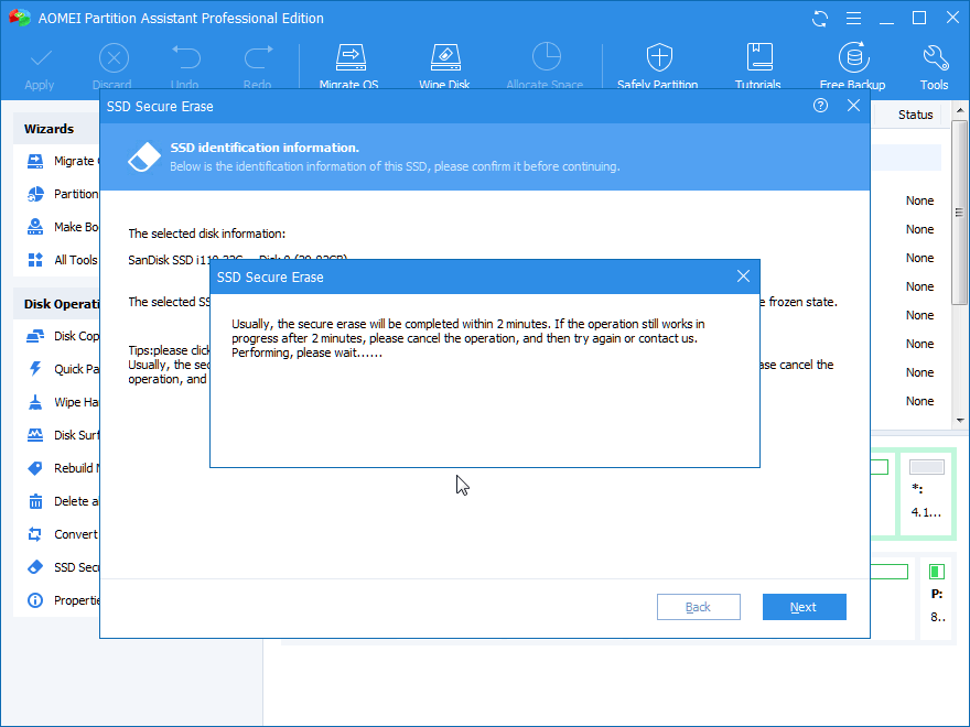 Samsung SSD Reset Tool to Return SSD to Factory