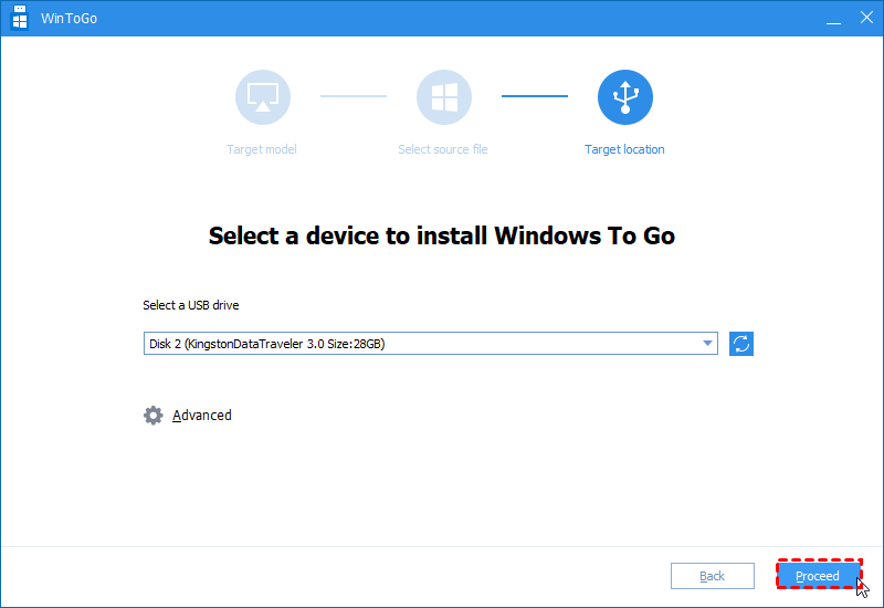 create a windows 10 usb bootable flash drive