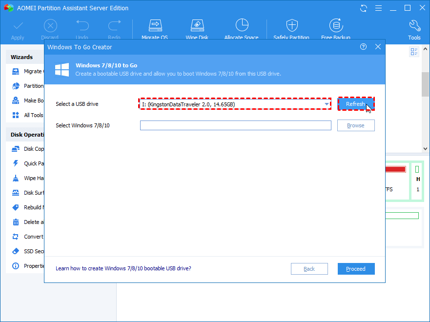 Tutorial: Create Windows Server 2016 Bootable USB from ISO to