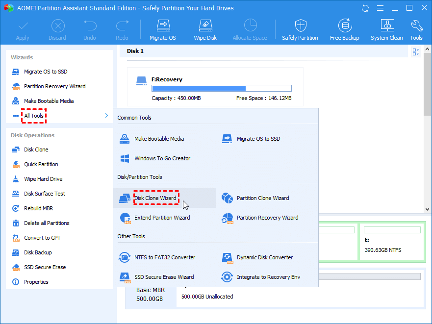 How to Clone 1TB HDD to 500GB SSD without Reinstalling?