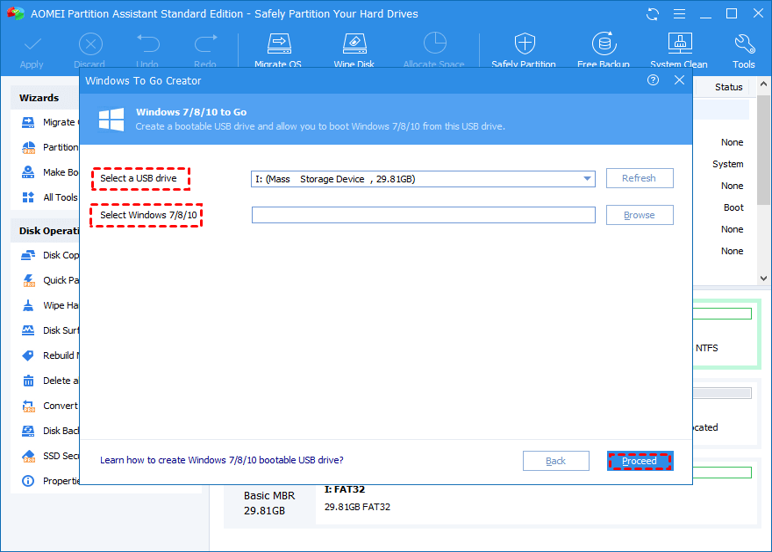 Make External Hard Drive Bootable on Windows 10 (Free)