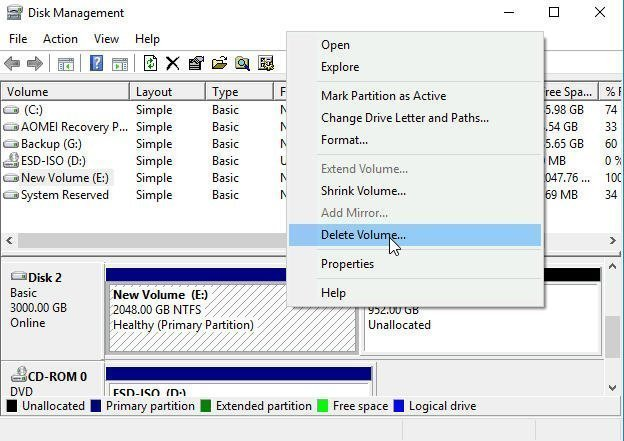 Convert MBR to GPT in Windows Server 2012 (R2) without Data Loss