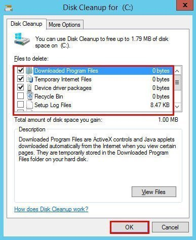 Fixed: Windows Server 2012 (R2) Hard Drive Keeps Filling Up