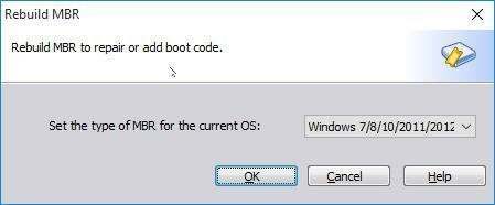 windows 8 reset pc required drive partition is missing
