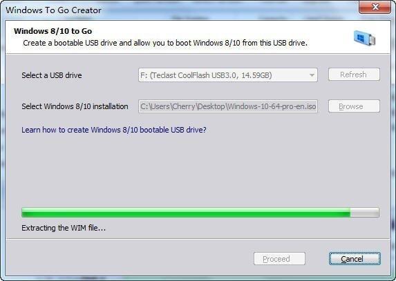How to Convert Windows 10 ISO to USB Flash Drive?
