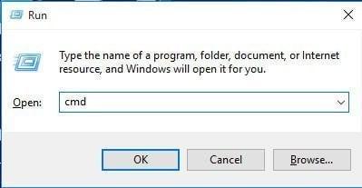 CMD Windows 10